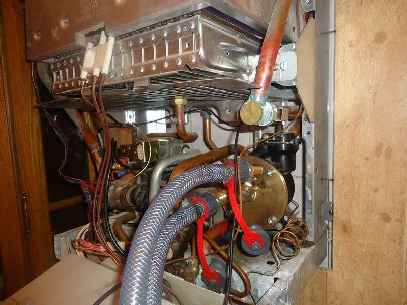 Промывка теплообменника своими руками кожухотрубный теплообменник его параметры